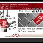 Indagine Nazionale 2016 sulla Violenza verso gli infermieri di Pronto Soccorso. Report di ricerca