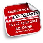 Aniarti ad Exposanita a Bologna 18-19-20 aprile 2018
