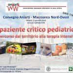 Il paziente critico pediatrico – il percorso dal territorio alla terapia intensiva