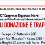 AGGIORNAMENTO SU DONAZIONE E TRAPIANTO D'ORGANI