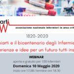 Webinar: 1820-2020 Aniarti e il bicentenario degli Infermieri: esperienze e idee per un futuro tutti insieme