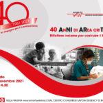 40 AnNI di ARea criTIca - Riflettere insieme per costruire il futuro